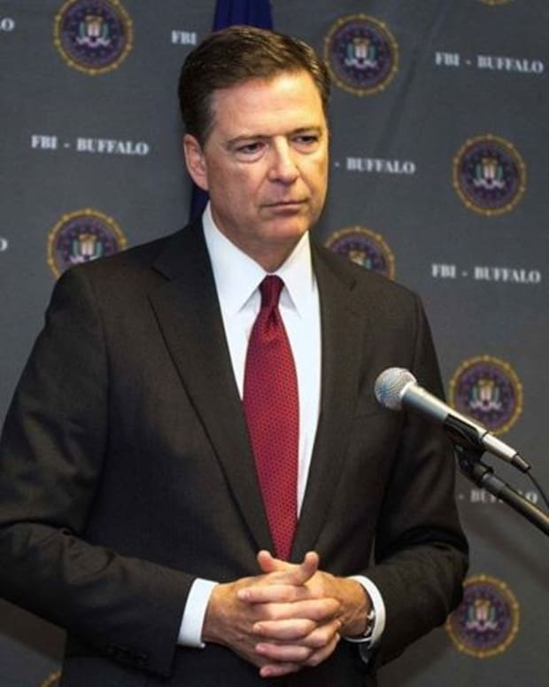 Trump Was Right To Fire FBI Director James Comey Promo Image