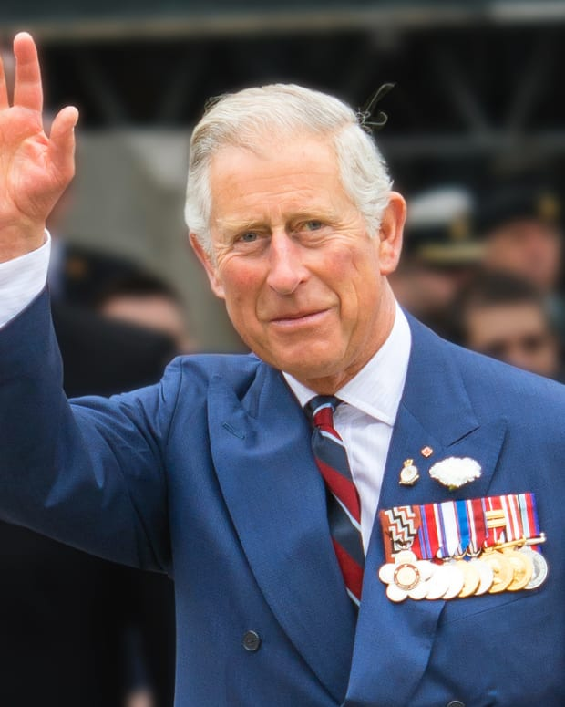 Prince Charles: Anti-Immigrant Populism Echoes Nazism  Promo Image