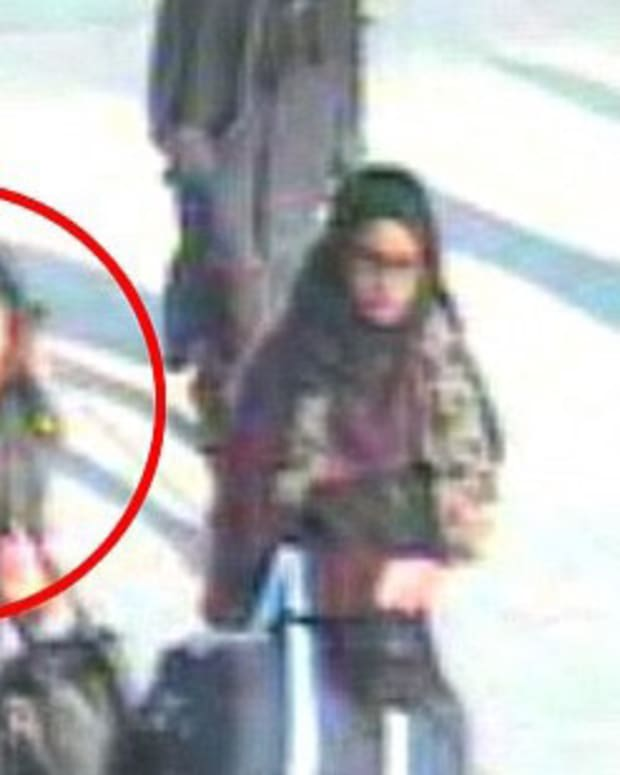 Fate Of Girl Who Fled Home To Join ISIS Revealed  Promo Image