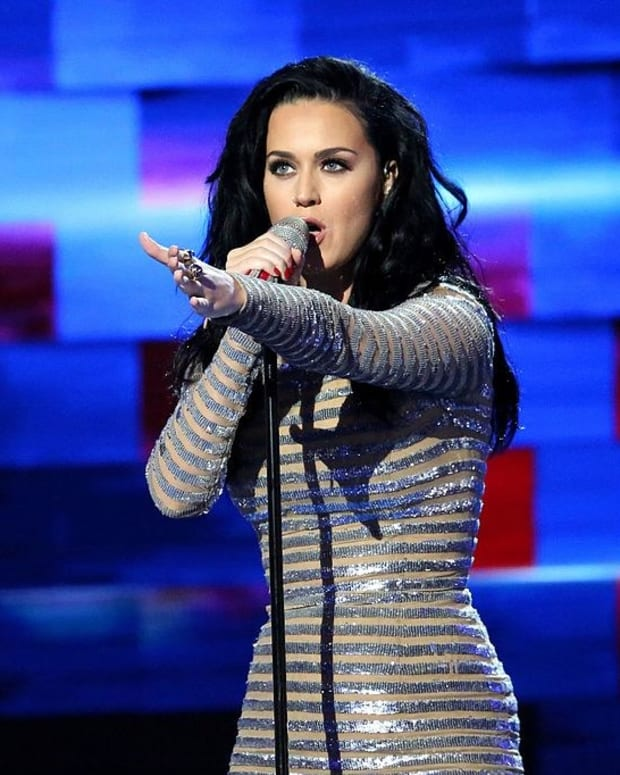 Katy Perry Pulls Out Of China Appearance After Election Promo Image