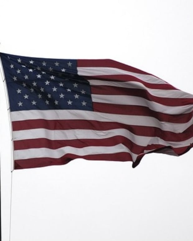School Principal Supports Students Flying American Flag (Video) Promo Image