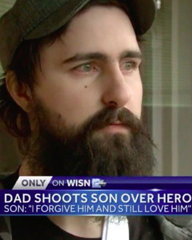 Dad Shoots Son After Seeing Him Injecting Heroin Promo Image