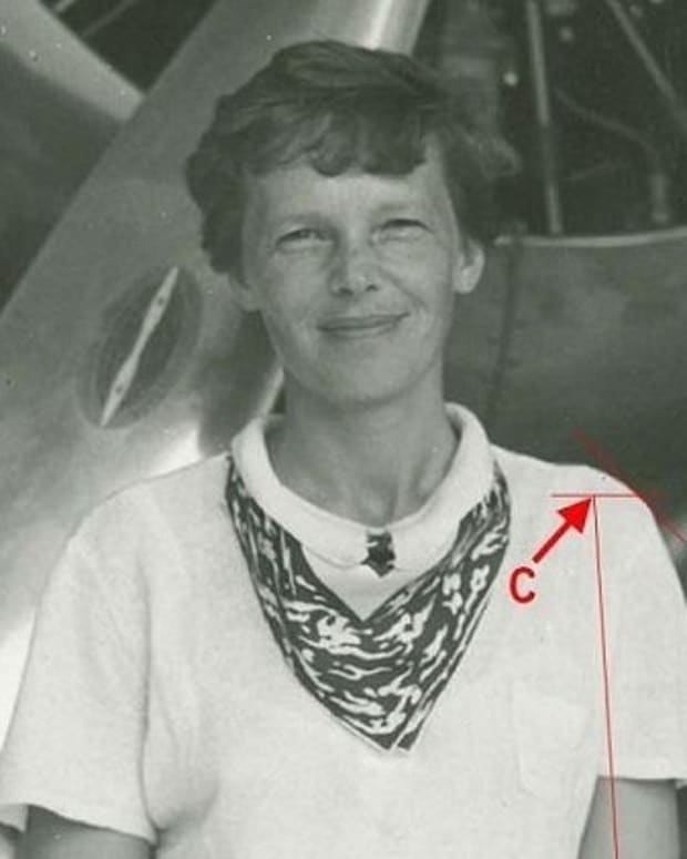 New Discovery Suggests Amelia Earhart Died As Castaway (Photos) Promo Image