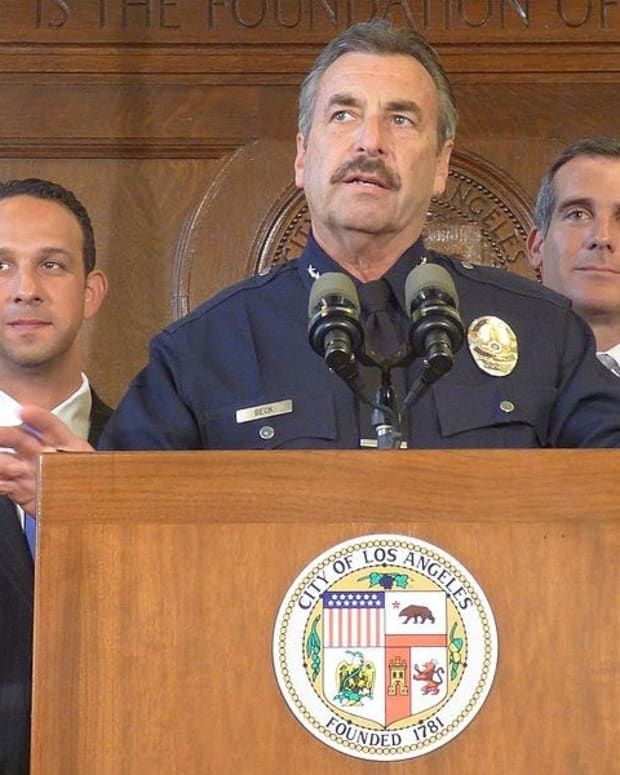 LAPD: We Won't Cooperate With Trump Deportation Orders Promo Image