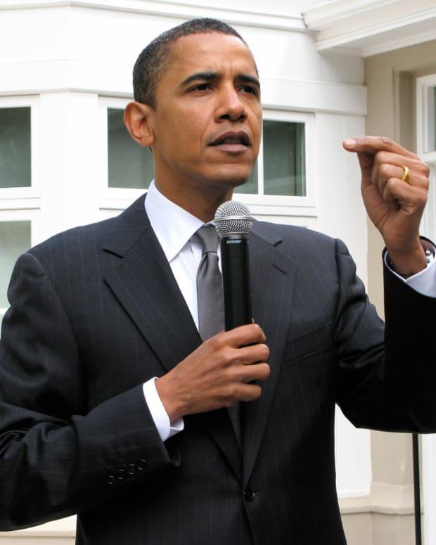 Obama Lifts Sanctions On Iranian Banks Promo Image
