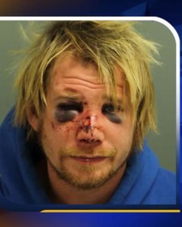 Home Intruder Gets Beaten With Firewood Promo Image
