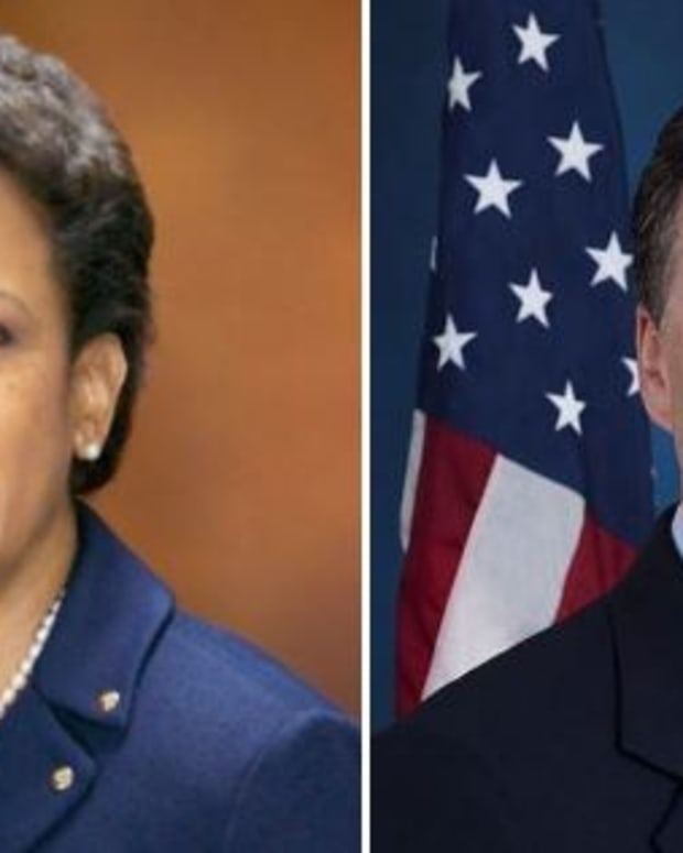 Lynch, Comey Called To Testify Before House Committee Promo Image
