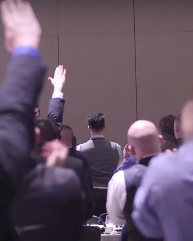 Alt-Right Convention: 'Hail Trump!' And Nazi Salutes (Video) Promo Image