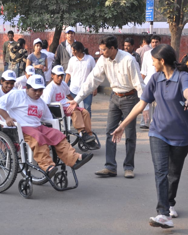 This Woman Helped 4,500 Disabled People Land Jobs Promo Image