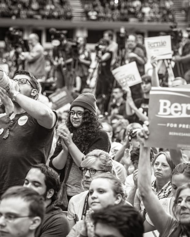 Bernie Sanders' Movement Is Not Over Promo Image