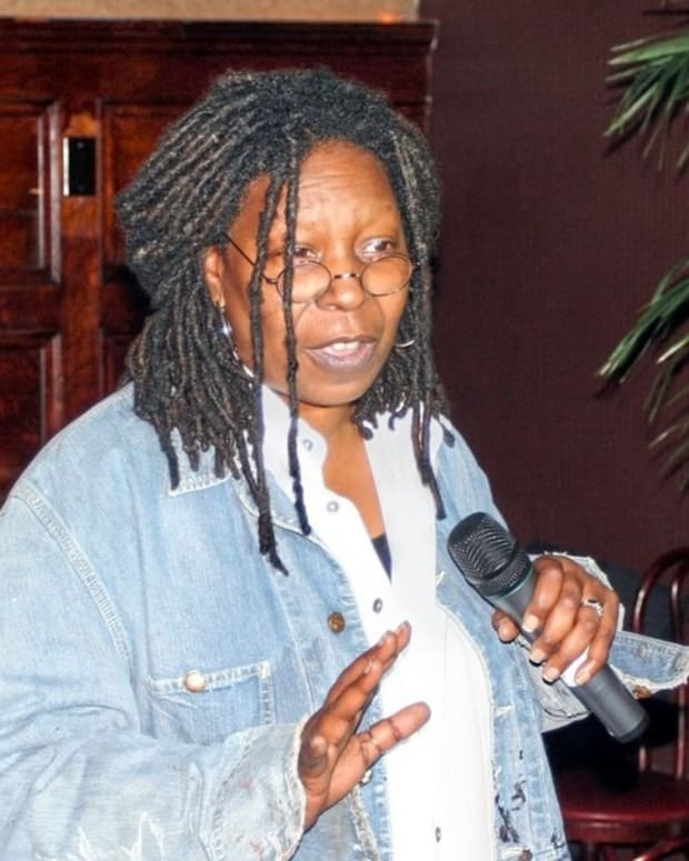 Whoopi Goldberg Slams Digitally Altered Image Of Her (Photos) Promo Image