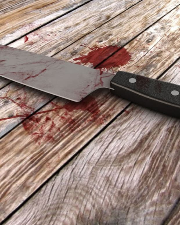 Woman Stabs Date In Chest In Bid To Become Serial Killer Promo Image