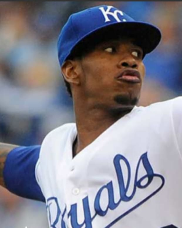 Royals Star Pitcher Yordano Ventura Killed In Car Crash Promo Image