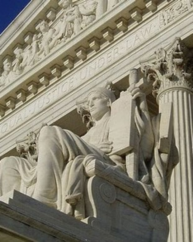 Supreme Court Pick May Be Priority After Inauguration Promo Image