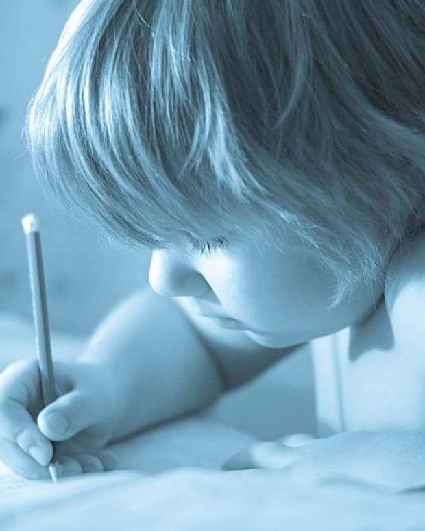 Autistic Boy's Heartbreaking Homework Answer (Photo) Promo Image