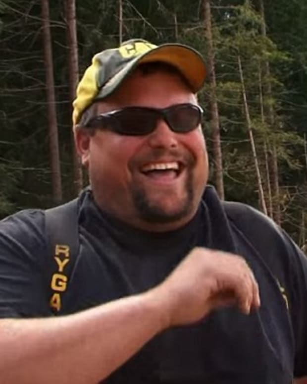 'Ax Men' Star, 45, Killed In Car Accident (Photo) Promo Image
