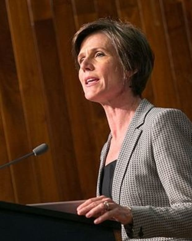 Sally Yates Praised Online After Senate Testimony Promo Image