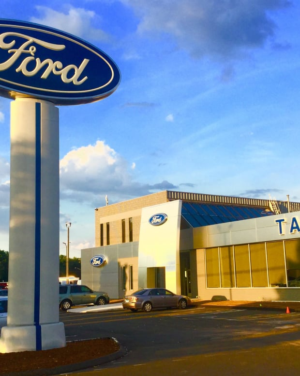 Ford To Build Two Factories In Mexico, Not US Promo Image