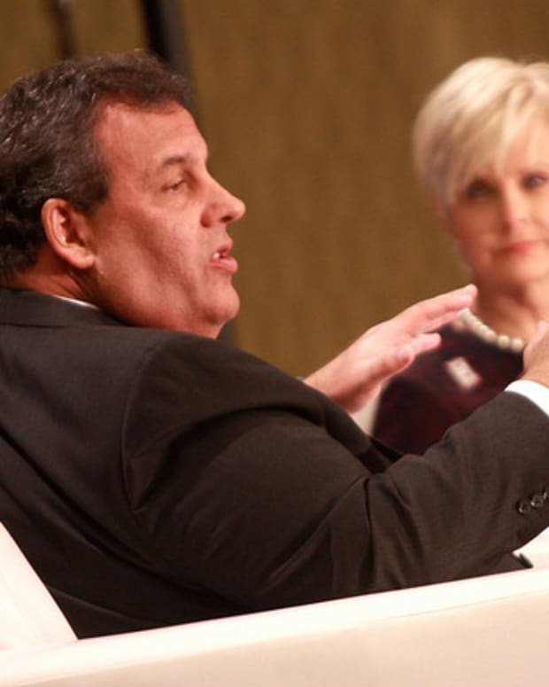 New Jersey Gov. Chris Christie Vetoes 'Smart Gun' Bill Promo Image