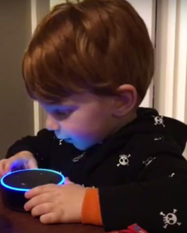 Amazon Alexa Accidentally Offers Porn To Child (Video) Promo Image