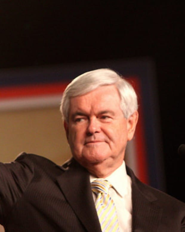 Trump: Gingrich Will Be Involved In My Administration Promo Image