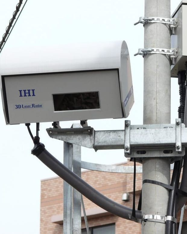 Speeders Want $3M Back From Traffic Cameras Promo Image