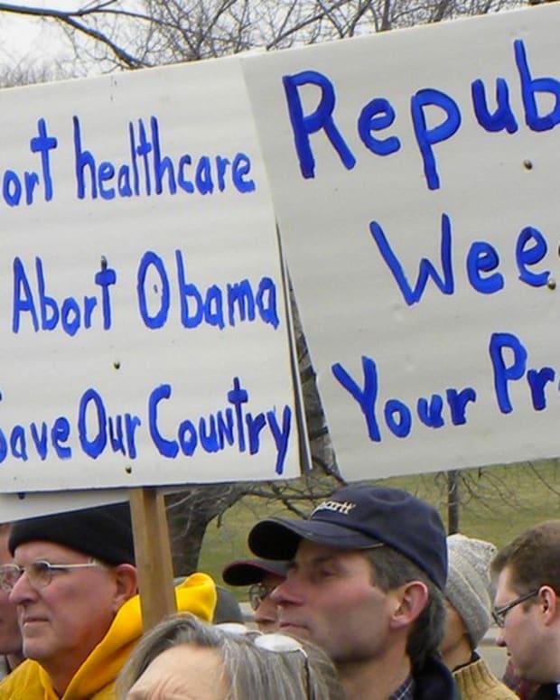 Report: GOP Health Plan Has Big Tax Breaks For Wealthy (Video) Promo Image