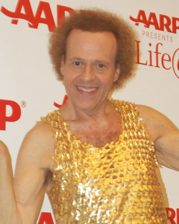 Richard Simmons' Publicist Responds To Hostage Rumors Promo Image