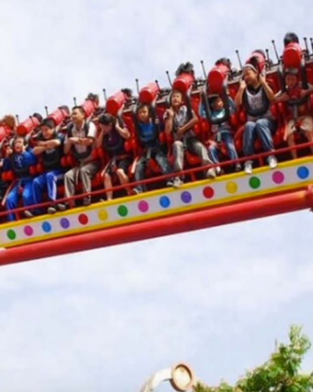 Teenage Girl Dies After Being Tossed From Ride (Video) Promo Image
