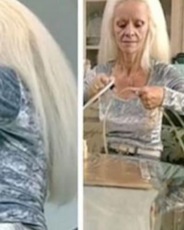 Woman Loses Record-Long Fingernails In Car Crash - Opposing Views