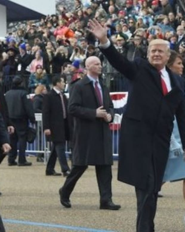 Secret Service Agent Takes Heat For Comments On Trump Promo Image