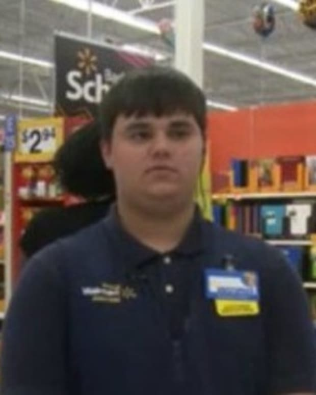 Walmart Notices School Supplies Flying Off Shelves, Quickly Realize What's Really Going On (Video) Promo Image