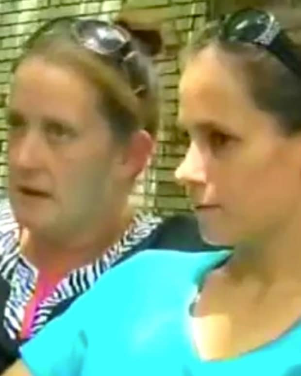 Store Owner Told Lesbians Not To Hold Hands (Video) Promo Image