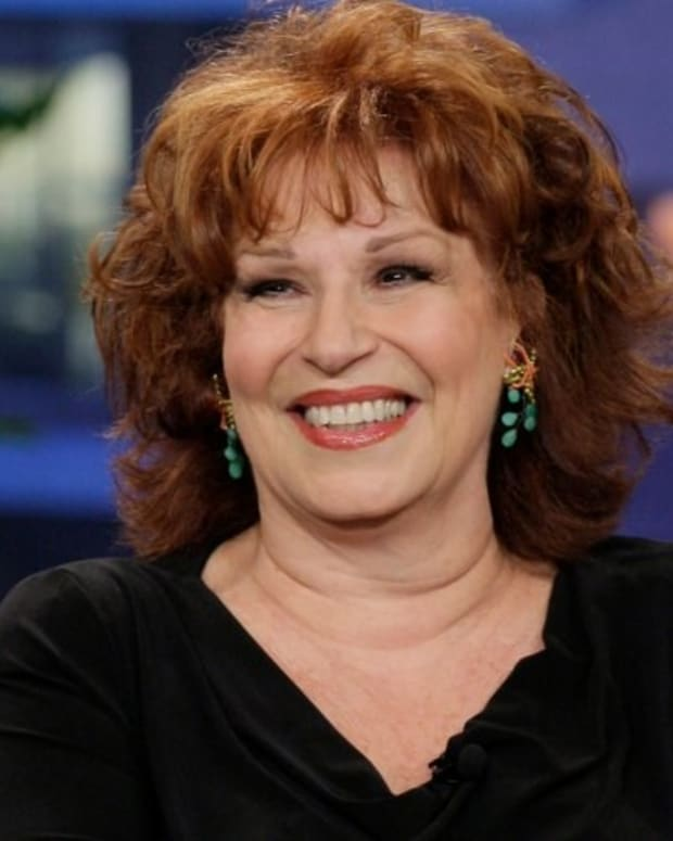 Joy Behar Calls Barron Trump 'That Child' (Video) Promo Image