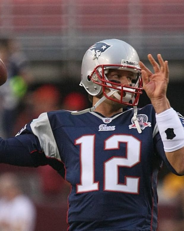Suspect In Tom Brady Super Bowl Jersey Theft Identified (Photos) Promo Image