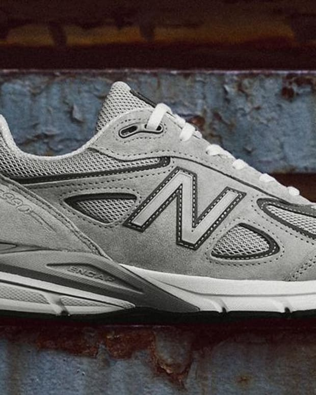 Why People Are Burning Their New Balance Shoes (Video) Promo Image