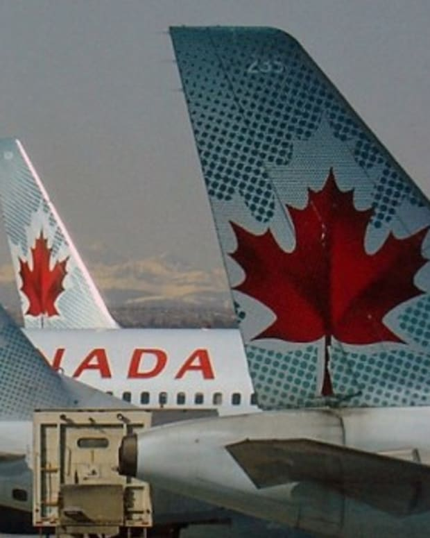 Child Forced To Sleep Alone At Airport By Air Canada Promo Image