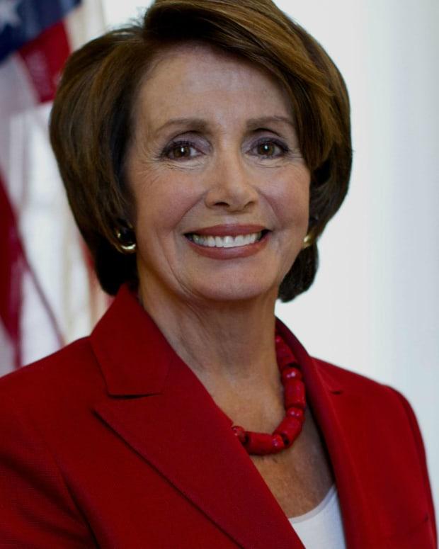 Pelosi Calls Carson 'Disturbingly Unqualified' Promo Image