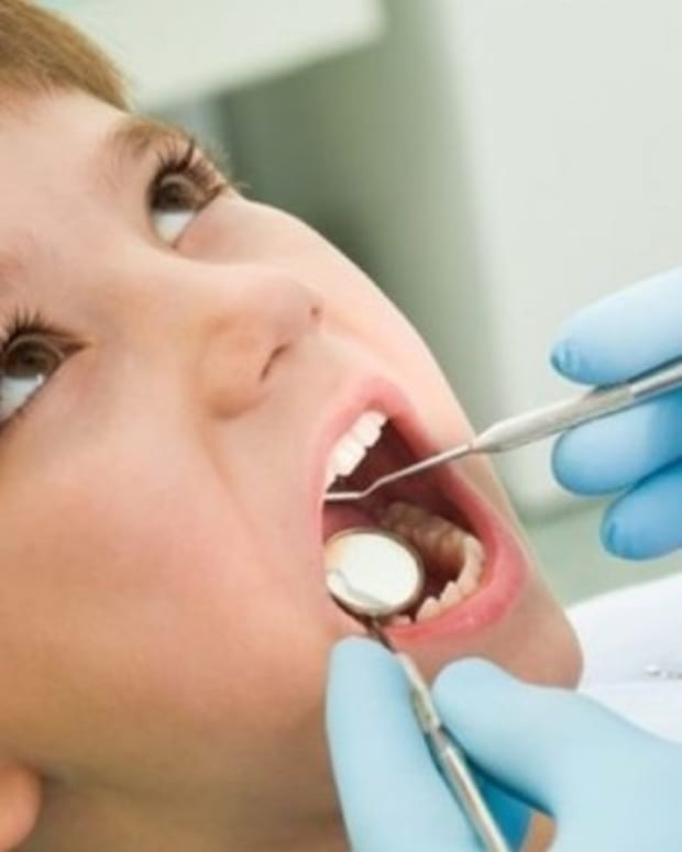 Dentist Looks Into Child's Mouth, Quickly Realizes What He's Been Drinking Promo Image