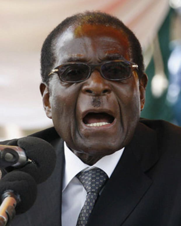 Mugabe Reportedly Owns 14 Farms, Breaking His Own Laws Promo Image