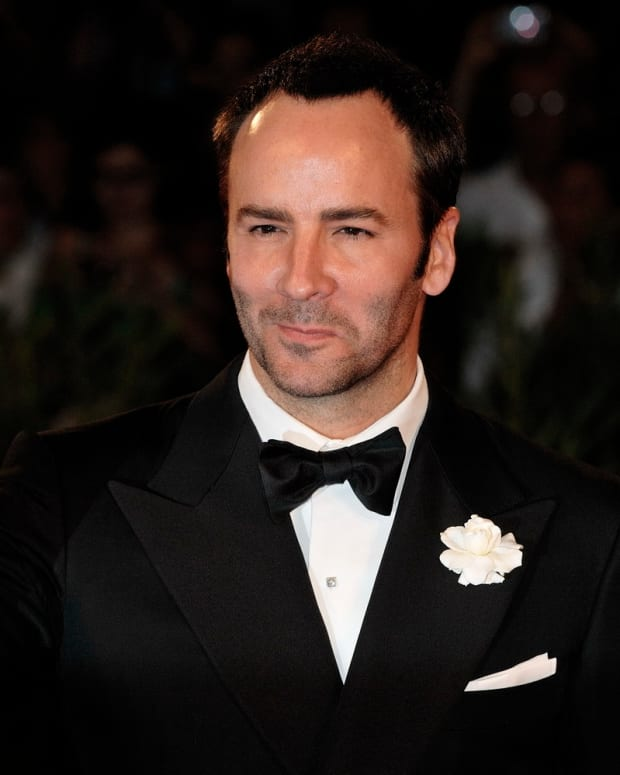 Designer Tom Ford Declined To Dress Melania Trump  Promo Image