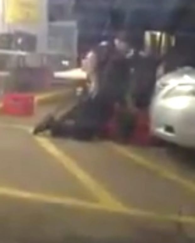 Louisiana Police Shoot, Kill Alton Sterling (Video) Promo Image