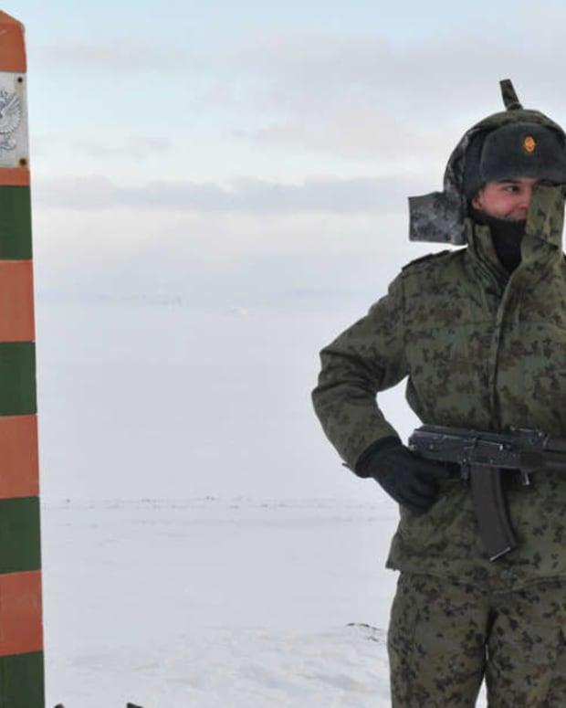 Russians Discover Secret Nazi Base In The Arctic Promo Image