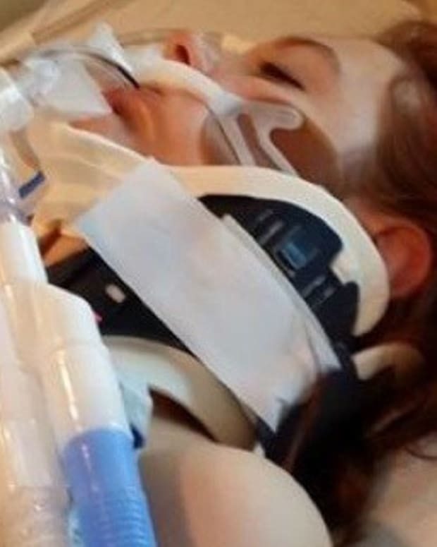 Mom Whose Daughter Nearly Died From Alcohol Speaks Out Promo Image