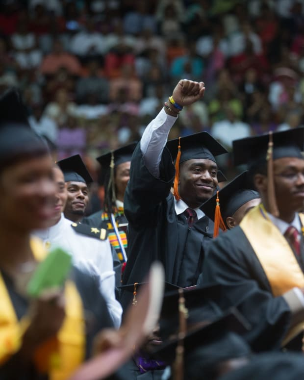 Harvard Will Hold Commencement For Black Students Only Promo Image
