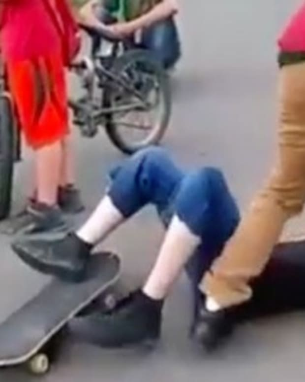 Teenager Who Suckerpunched Boy With Brass Knuckles Gets Some Bad News (Video) Promo Image