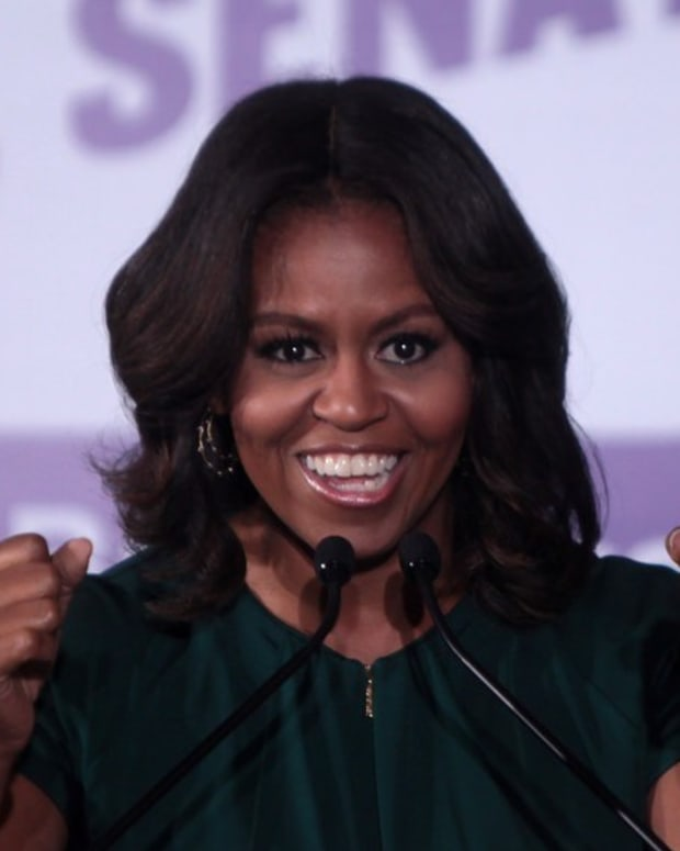 Michelle Obama: 'We Are All On One Team' Promo Image