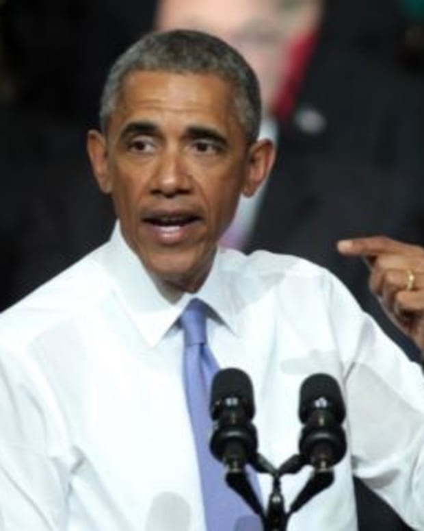 Obama Gives Up On Appointing Garland To Supreme Court Promo Image