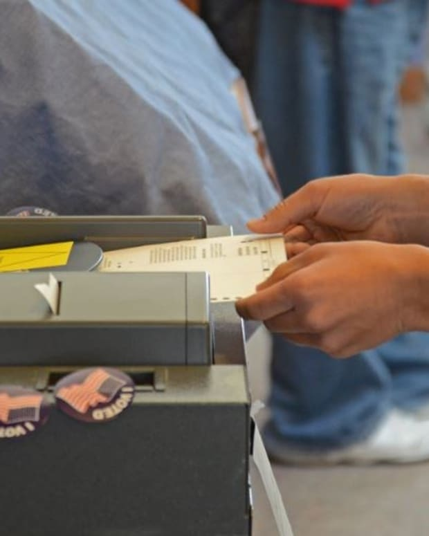 Study: Voter ID Laws Suppress Minority Votes Promo Image