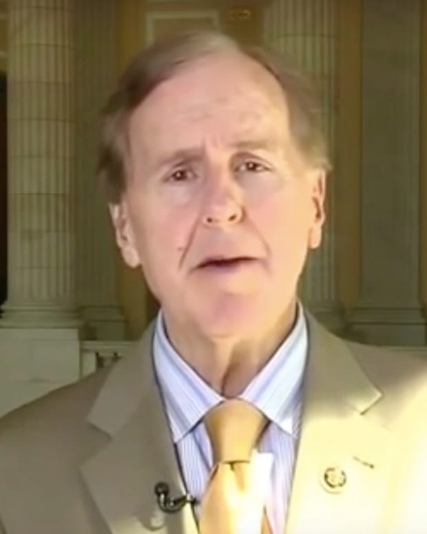 NC Rep: Charlotte Protesters 'Hate White People' (Video) Promo Image